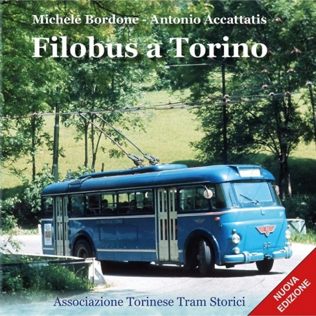 O-Busse in Turin. (2018)  Erweitere Neuausgabe – Neues Format.